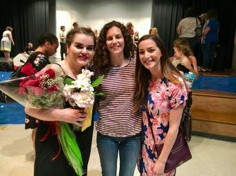 Erin's senior recital