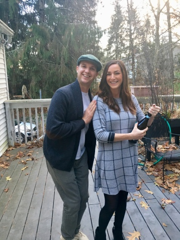 Nikki and Sean are engaged!