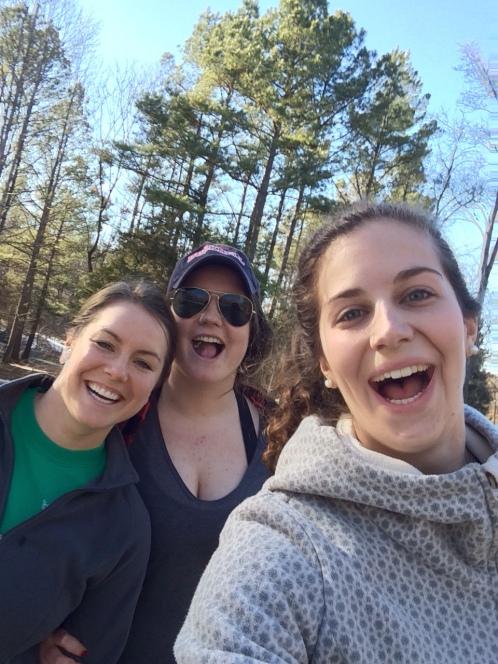 Best friends birthday surprise in Charlottesville, VA