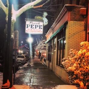 Original Pepe's in New Haven, CT