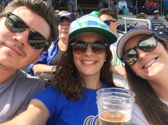 Yard Goats fun