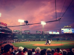 One last Sox game!