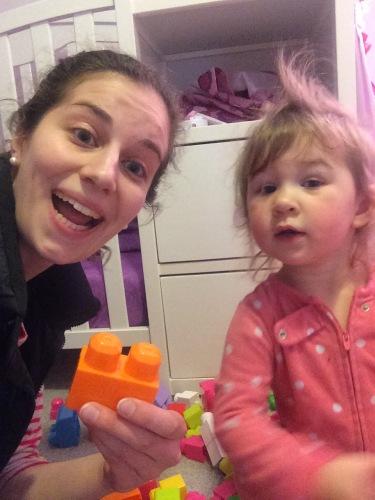 Fun with Mackenzie
